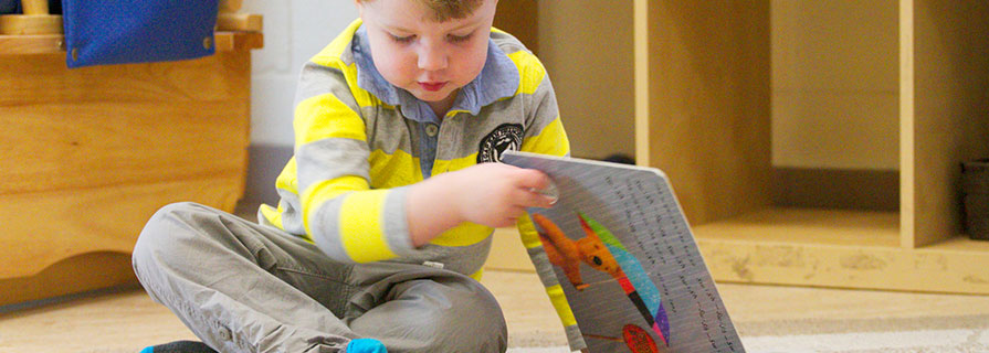 Selecting a Child Care Provider
