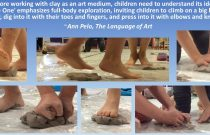Stepping into Clay….